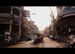 Street - Old Delhi