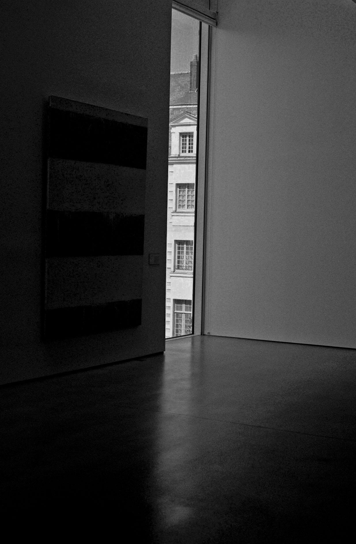 Ombre et Lumière sur fenêtre