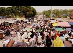 Market in Old Delhi