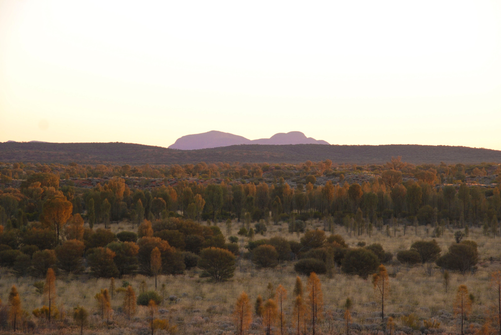 The Kata-Tjuta