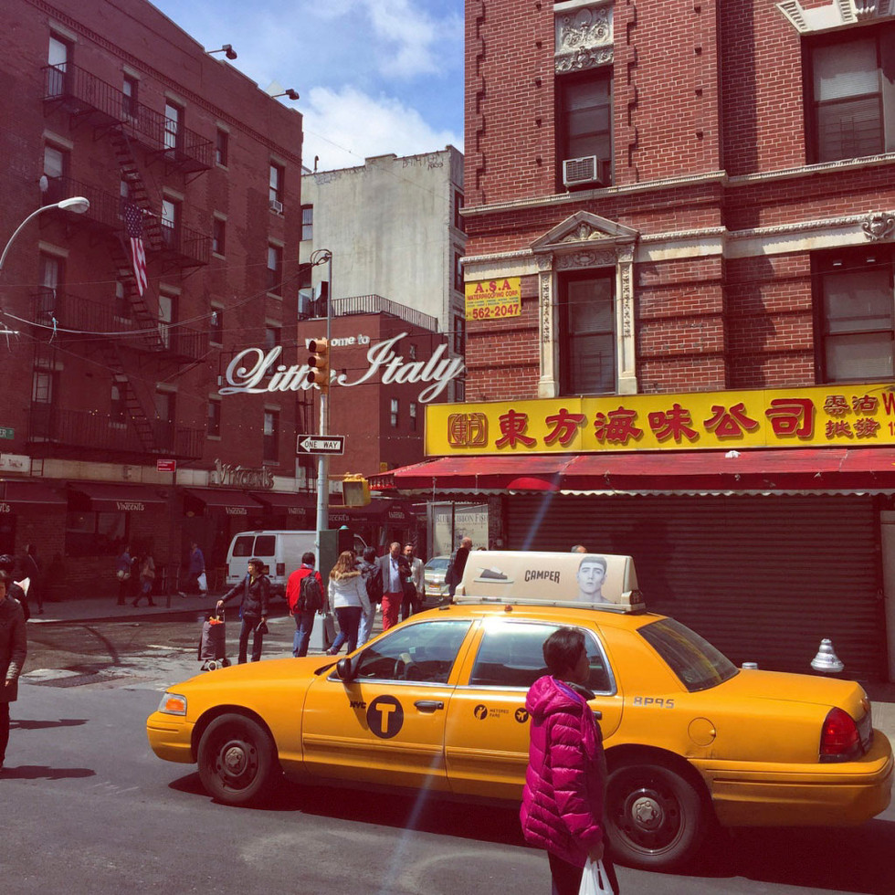 Little Italy & Chinatown