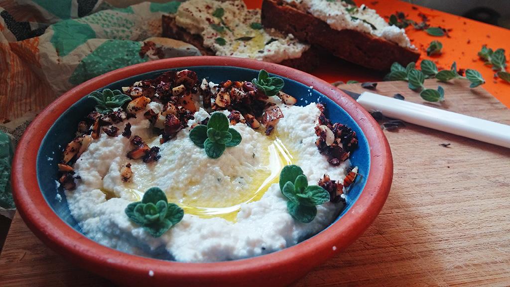 שף טבעוני בגליל