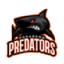 Pasadena Predators - Black Shark logo.pn