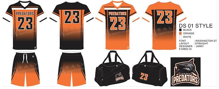 Predators Uniform.JPG