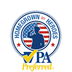 Homegrown by Heroes and PA Preferred