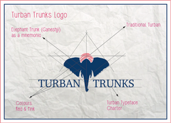 TT - Logo Construction Grid