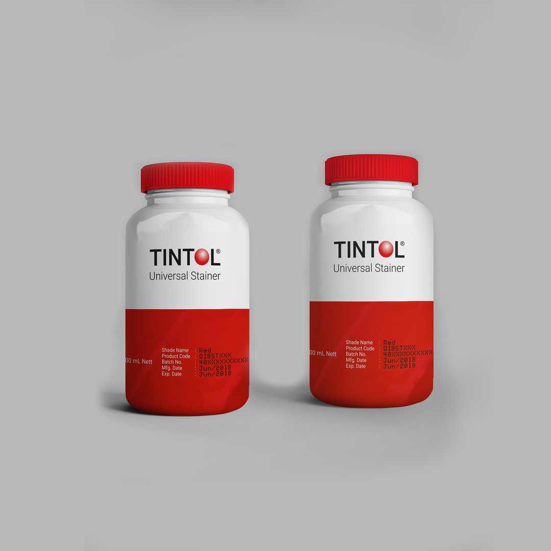 Tintol Packaging