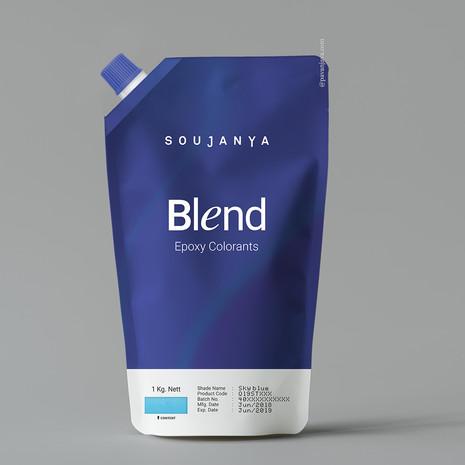Blend Epoxy Flexible