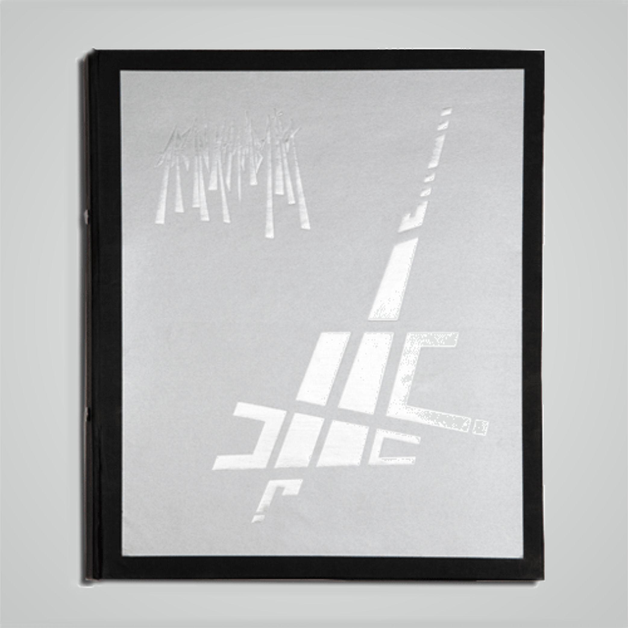 Micropolis - Art Catalogue - Folder