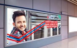 DHFL Outdoor Branding
