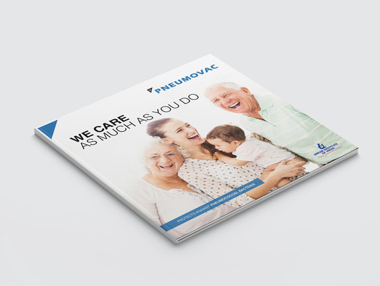 Pneumovac Visual Aid Cover
