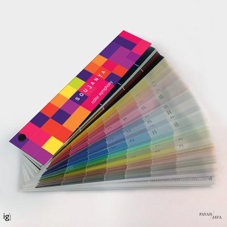 Colorant Samples Catalogue