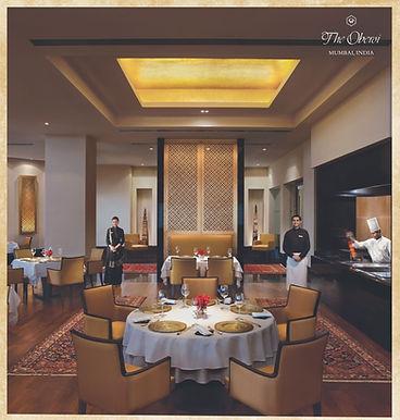 Oberoi Hotels Ziya