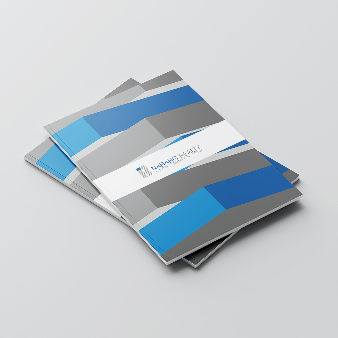 Narang Realty Corporate Profile Cover