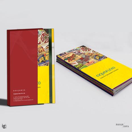 Soujanya Samples Catalogue