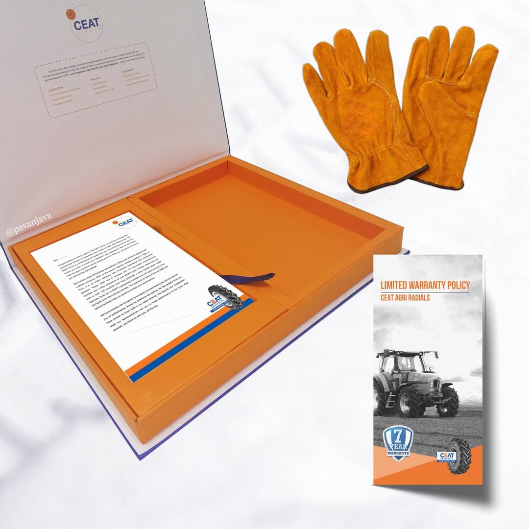 Ceat OTR Customer Engagement Kit 2