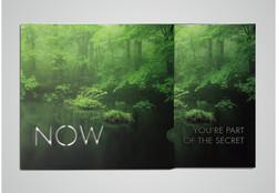 Exquisite - Brochure in Sleeve