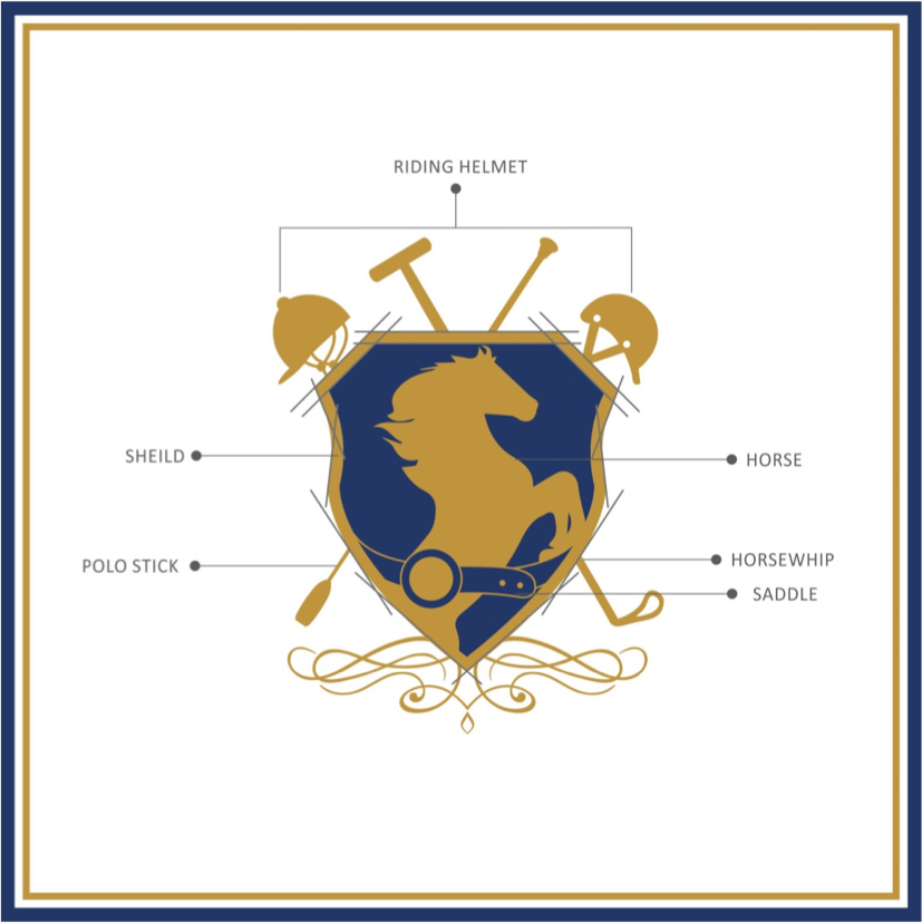 Logo Construction Grid