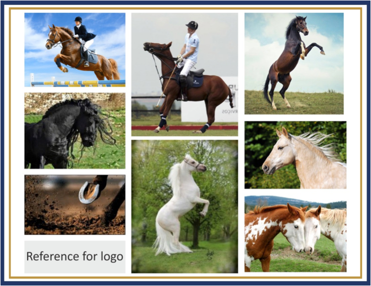 Inspirational Mood-boards for Equestrian Lifestyle Resort