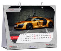 Audi Calendar