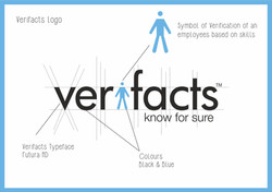 Verifacts BGV Logo explanation