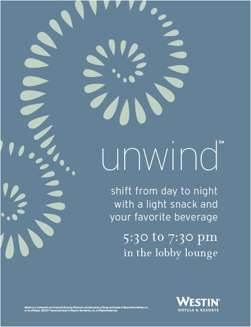 Unwind Elevator Counter Card