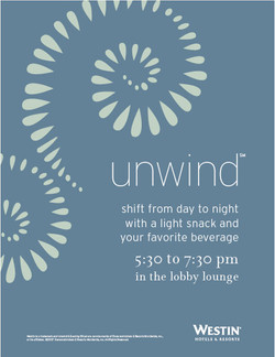 Unwind Elevator Counter Card