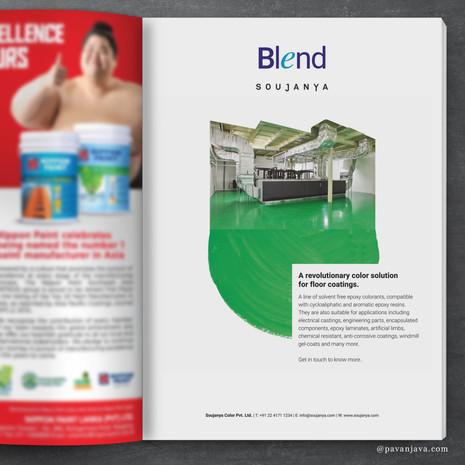 Blend Ad