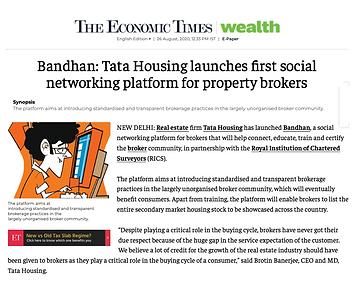 Tata Bandhan In the Press.png