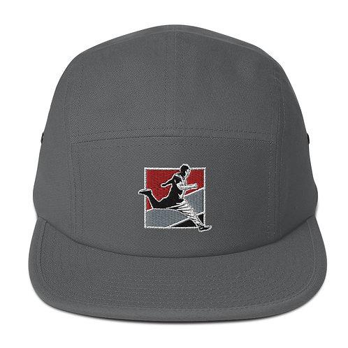 5 Panel Logo Hat
