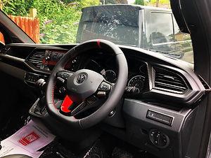 VW T6.1 TRANSPORTER RACELINE GTS KOMBI