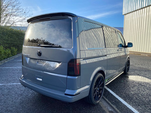 VW T6.1 RACELINE GTS KOMBI IN PURE GREY
