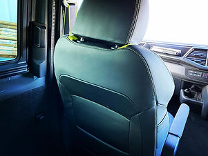 VW T6.1 LEATHER SEATS