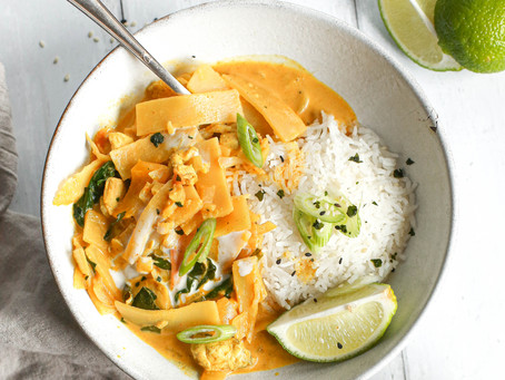 Turmeric Coconut Curry