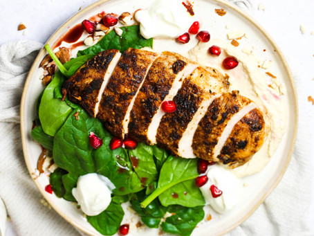 Ras El Hanout Chicken Breast