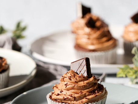 Iccle Choccie Cupcakes