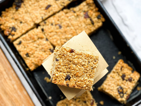 Super Fruity Flapjack