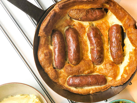 Foolproof Toad in the Hole
