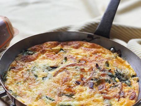 Baked Chorizo Frittata