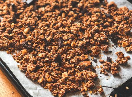 Nut and Chocolate Granola