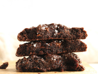 TOPTIP: Double Chocolate Chip Cookies