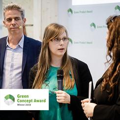 Dyeluxe: Green Concept Award Ceremony Winner 2019
