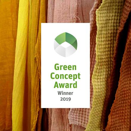 Dyeluxe: Green Concept Award Winner 2019