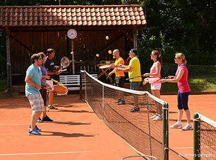 Fast Learning I Tenniskurs in Wardenburg