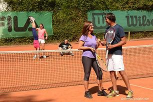Fast Learning III Tenniskurs in Wardenburg
