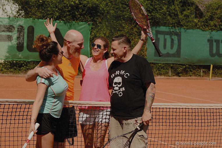 Fast Learning in Wardenburg - innovative Tenniskurse von Tennis-People.