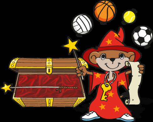 Ballmagier Wardenburg - lerne mit Next Level Tennis Bälle zu verzaubern, vom Zauberlehrling zum Ballmagier