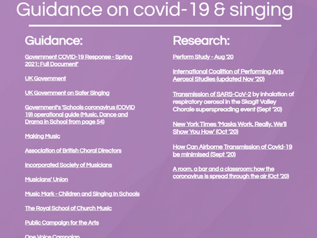 One Stop Shop is the place for all your Covid guidance needs
