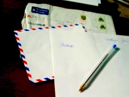 "En curso 2020-21: ""Cartas no escritas"" / ""Lettres non écrites"""