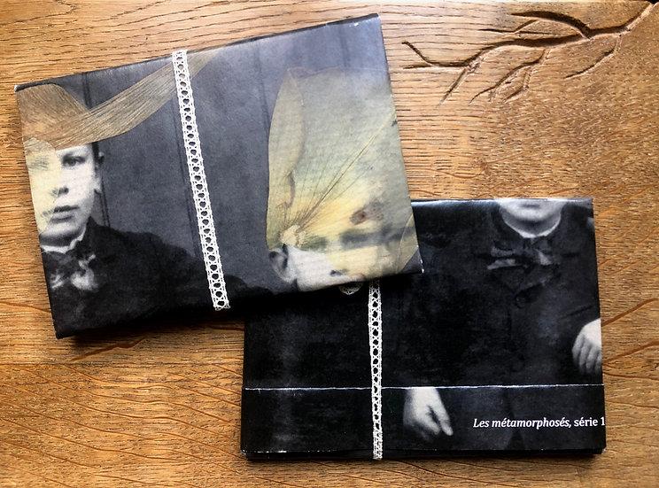 """Cartes postales """"Les métamorphosés"""" Série 1"""